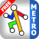 Berlin Metro Free - Map and route planner by Zuti